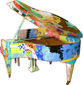 Ur donc piano gay