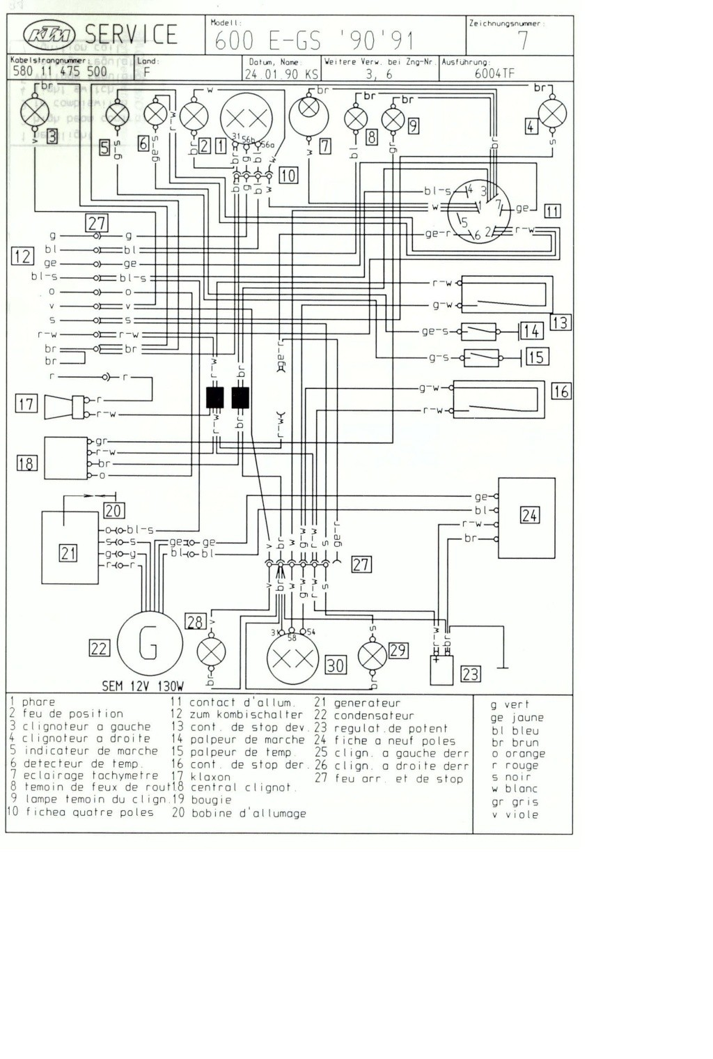 circuit  u00e9lectrique 600 lc4 1991    ktmaddict fr  100  ktm