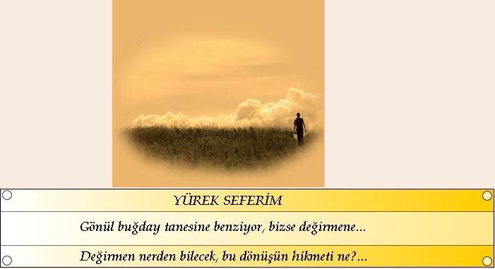 Y�REK SEFER�M