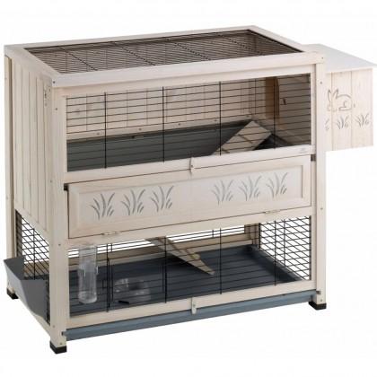 quelle cage ou clapier choisir. Black Bedroom Furniture Sets. Home Design Ideas