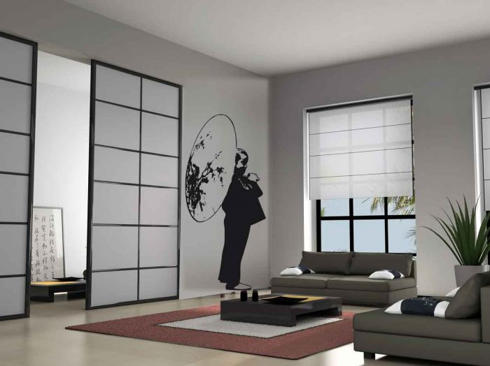 conseil pour d corer mon salon. Black Bedroom Furniture Sets. Home Design Ideas