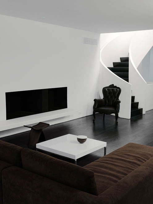d co salon sol gris fonce. Black Bedroom Furniture Sets. Home Design Ideas
