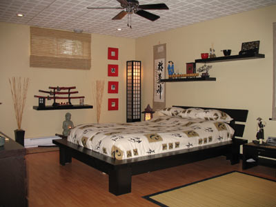 conseils d o chambre asiatique. Black Bedroom Furniture Sets. Home Design Ideas