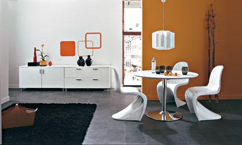 Sol gris fonc ou gris clair meuble bois clair for Plinthe bois avec sol carrelage