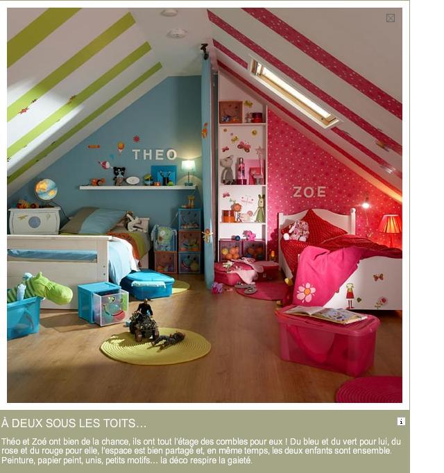 Elise lola chambre mixte for Chambre bb lola