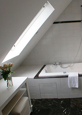 Piece am nager phase finale am nagement maj 20 05 for Salle de bain 7m2 sous pente