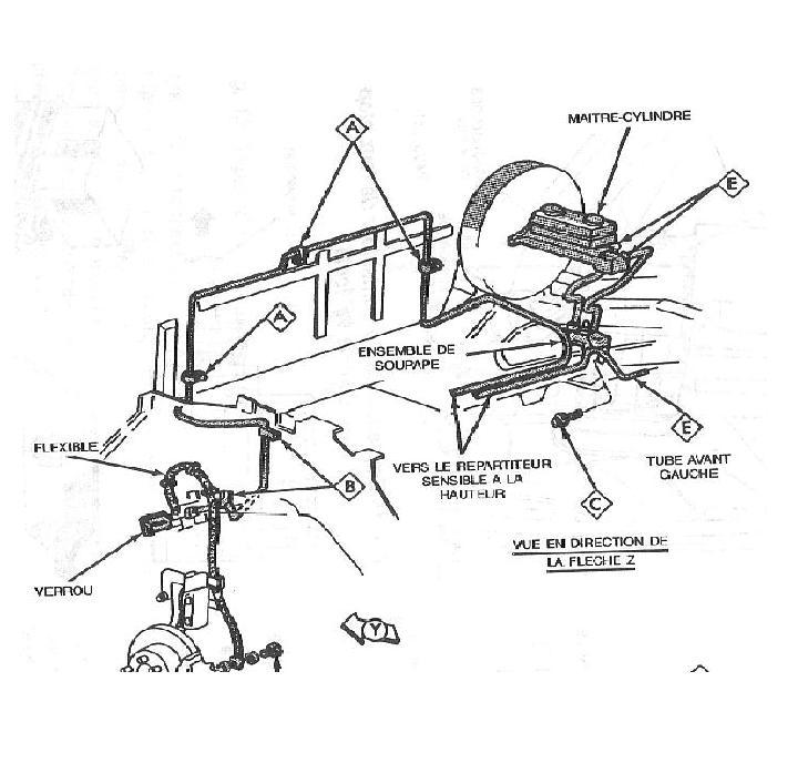 r partiteur de freinage. Black Bedroom Furniture Sets. Home Design Ideas