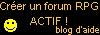 Cr�er un forum rpg actif