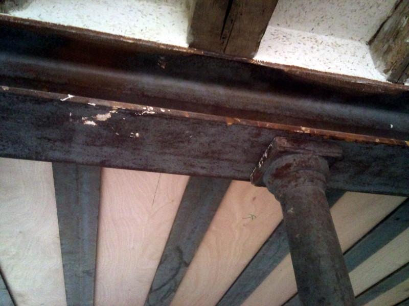 Finition sur fonte et acier - Enlever rouille sur fonte ...