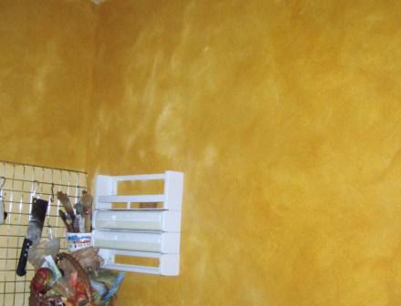 Badigeon de chaux sur placo resine de protection pour - Peindre sur du placo ...