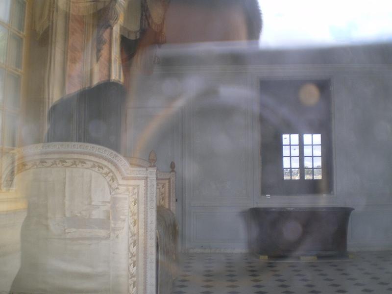 Restauration De La Salle De Bain De Marie Antoinette Au Rdc