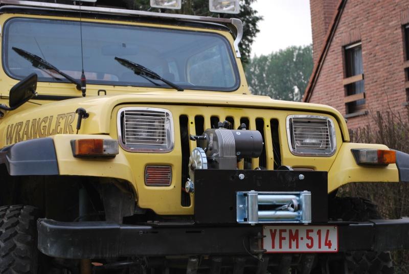 Jeepmania afficher le sujet treuil for Garage jeep nantes