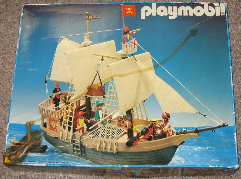 playmobil le th me des pirates vintage page 2. Black Bedroom Furniture Sets. Home Design Ideas