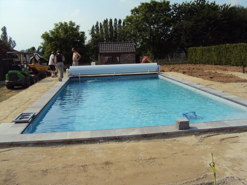 construction d 39 une magiline 10x5 pap piscines r alisations