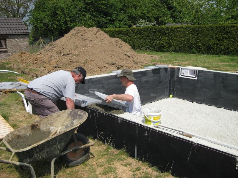 Construction d 39 une magiline 10x5 pap piscines for Construction piscine magiline