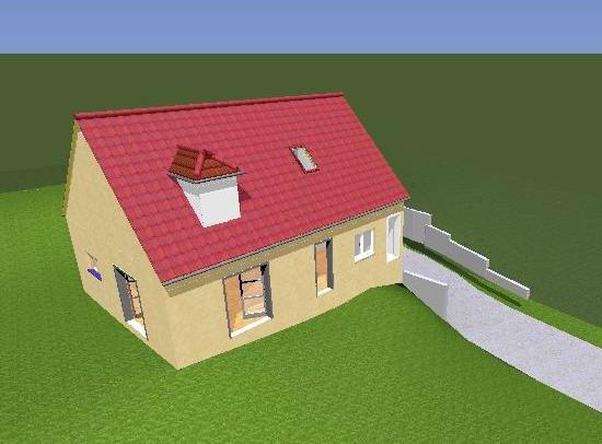 Ma futur maison for Application ipad construction maison