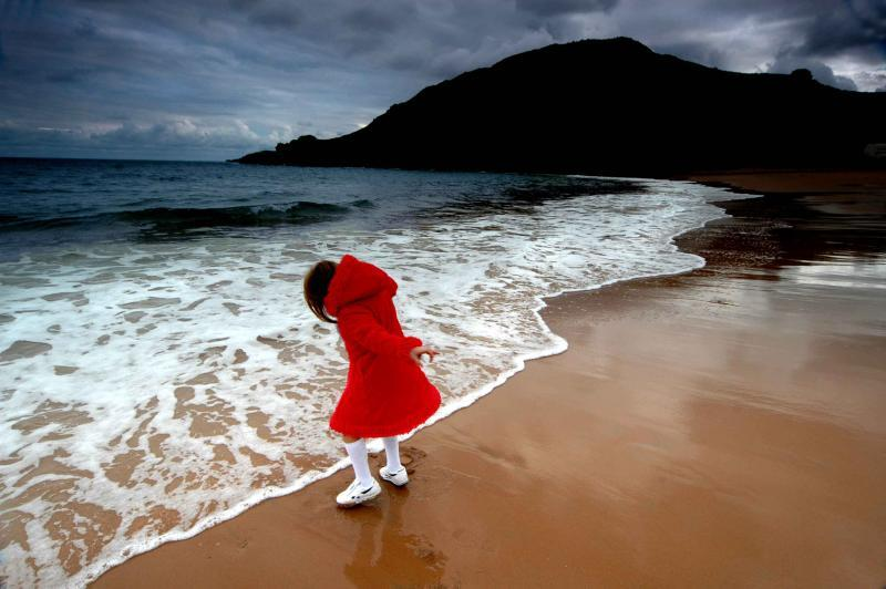 رومانسية روعة لعشاق البحر
