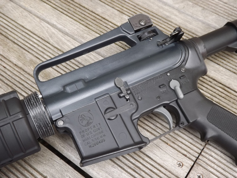 M16A2 Western Arms 20