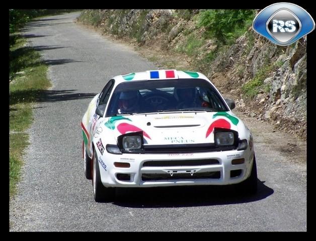 Rallye Du Pays Viganais 2008