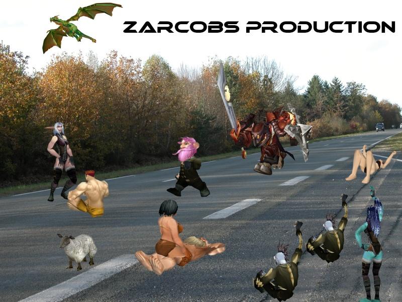 Zarcobs Production vous souhaite la bienvenue