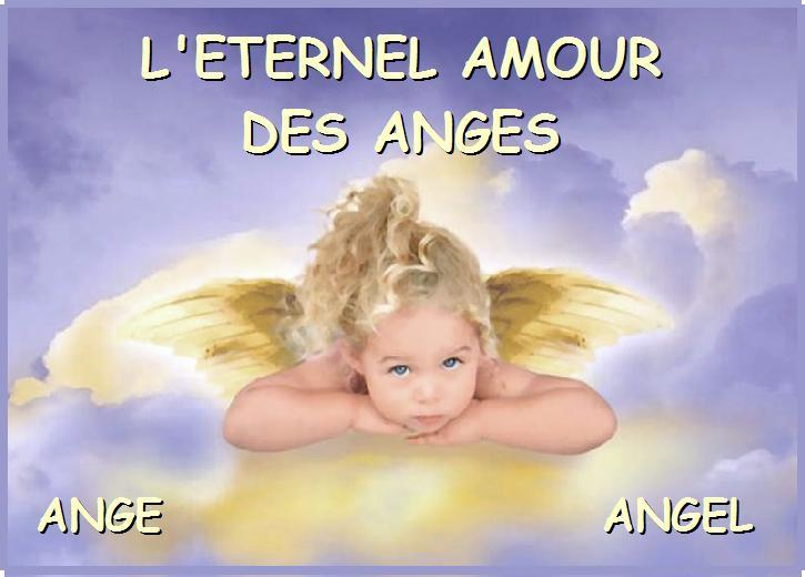 L'ETERNEL AMOUR DES ANGES