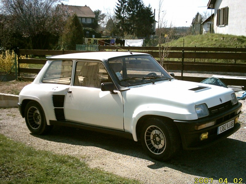 renault 5 turbo 2 alpine turbo. Black Bedroom Furniture Sets. Home Design Ideas