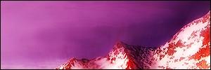 Les montagnes des Beors