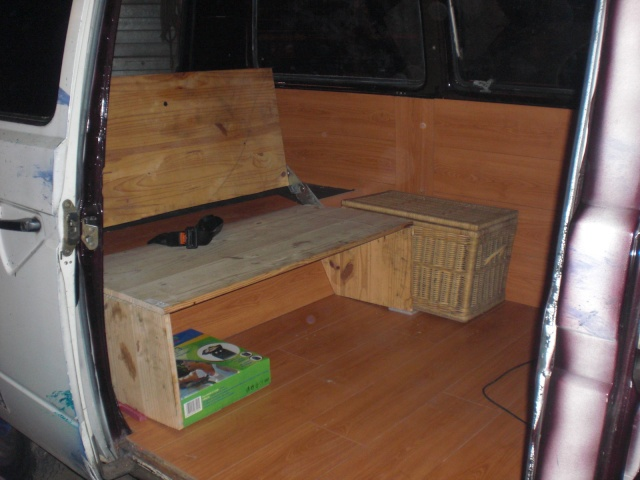 Interieur westfalia t3 california t4 westfalia t4zone for Jardin kashmir angouleme