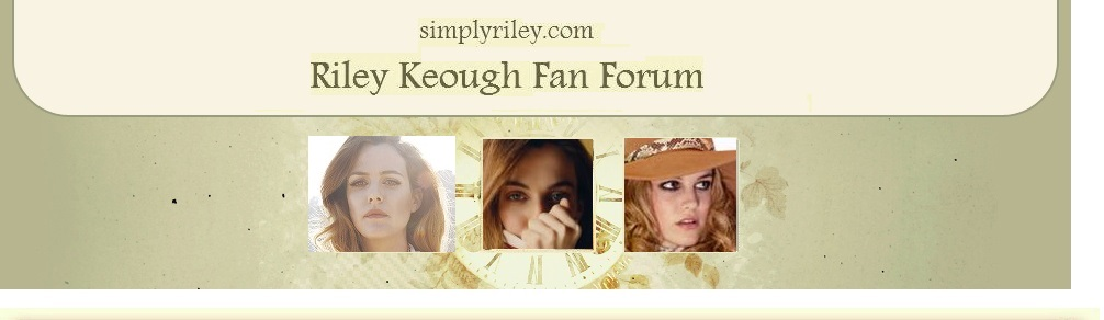 Riley Keough Fan Forum
