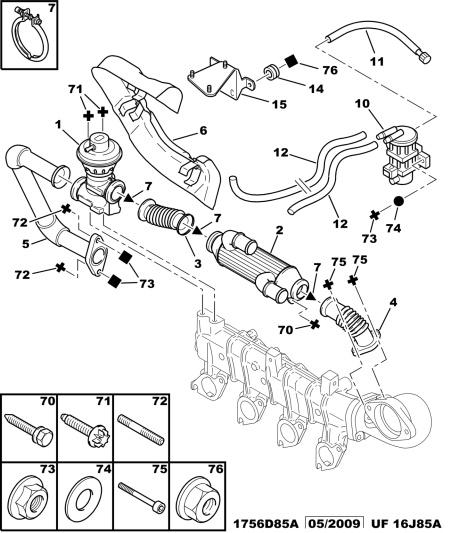 schema moteur jumper