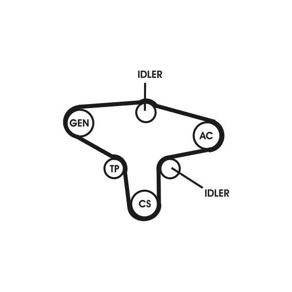 opel zafira 1 9 cdti   recherche schema de position