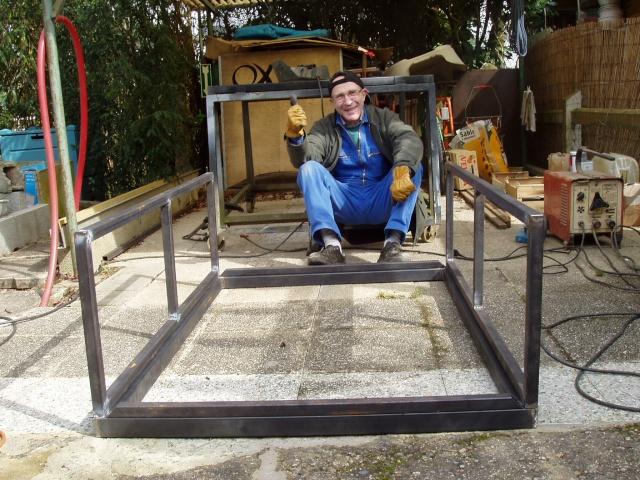 Jeepmania afficher le sujet fabrication d 39 une remorque for Aide pour construire sa maison