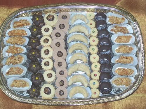 Cuisine Marocaine - Patisseries