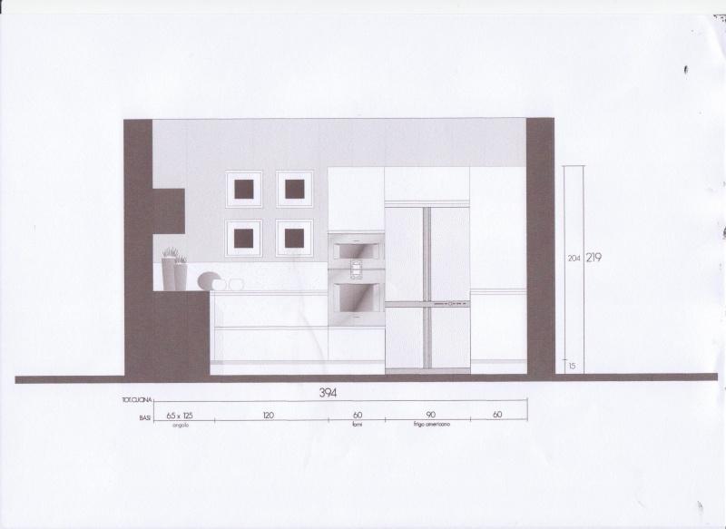 Forum opinioni disposizione cucina for Planimetrie aggiunte casa