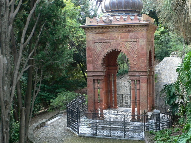 Le jardin botanique hanbury italie for Jardin d italie chateauroux