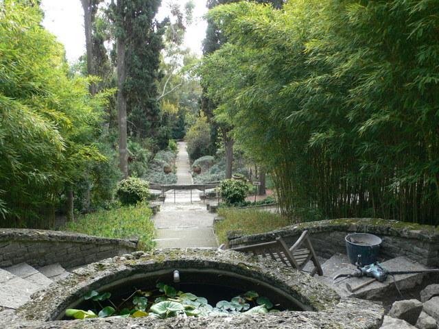 Le jardin botanique hanbury italie for Jardin italien