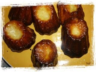 Blog de valsixt : Les gourmandises de Val, Cannelés