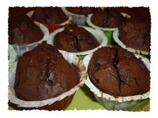 Blog de valsixt : Les gourmandises de Val, Cup'Brownies