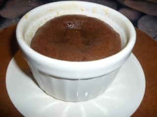 Blog de valsixt : Les gourmandises de Val, Moelleux chocolat cœur de Turron