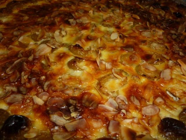 Blog de valsixt : Les gourmandises de Val, Amandine pomme mirabelle