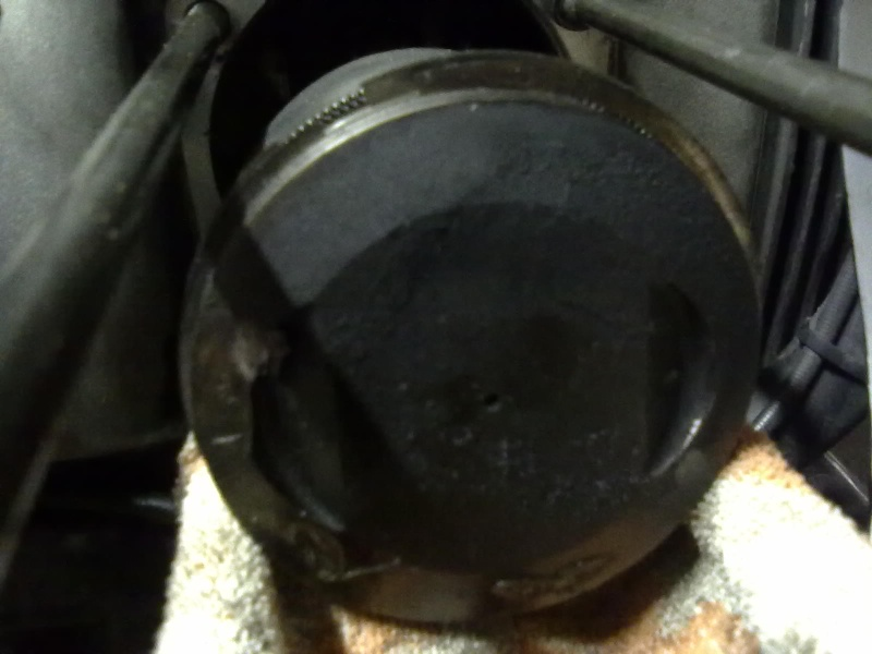 R100 1982 piston haute compression for 998 haute compression