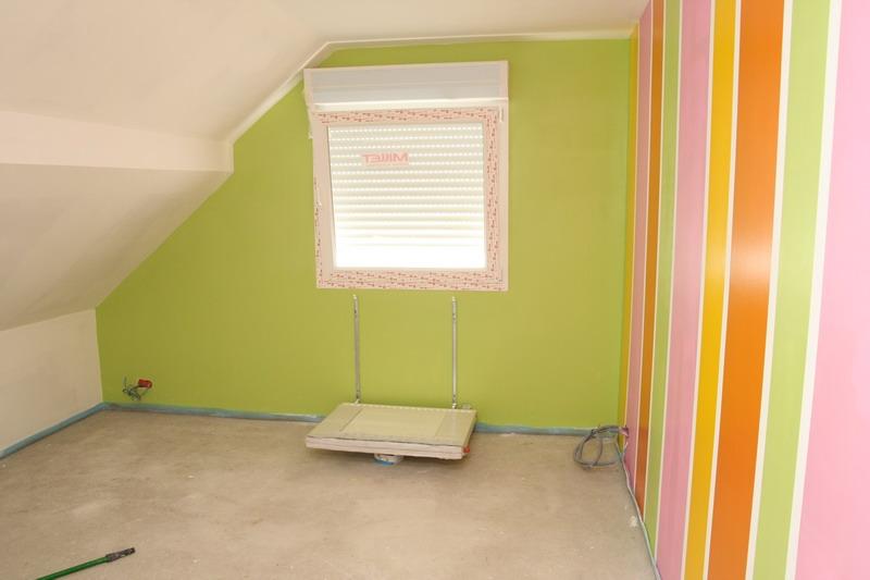 Peintures le blog de la construction de daniel et val rie - La peinture de chambre ...