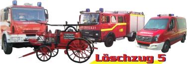 FF Unna - Löschzug 5
