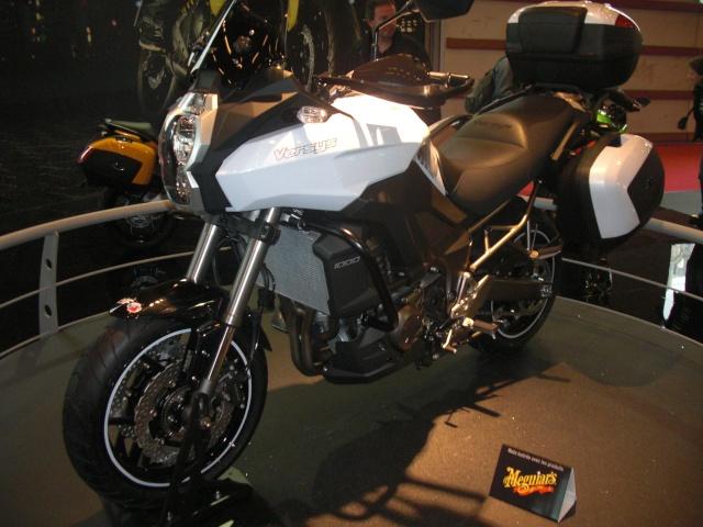Un petit tour au salons de la moto - Salon de la moto tours ...