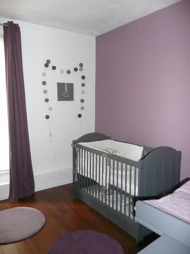Chambre Fille Beige Et Mauve – Chaios.com