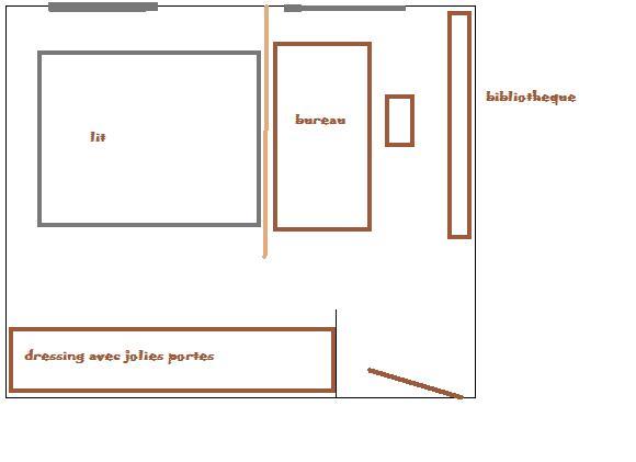 Chambre Cloison Mobile Avec Bureau