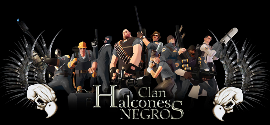 TF2 Clan Halcones Negros