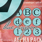 alpha blue lagoon