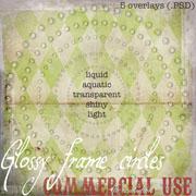 gloss circles
