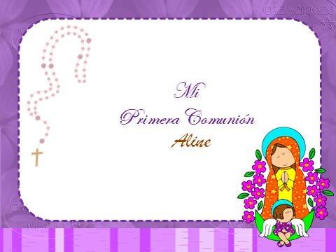 Oraciones De Primera Comunión Para Niña Gratis Imagui